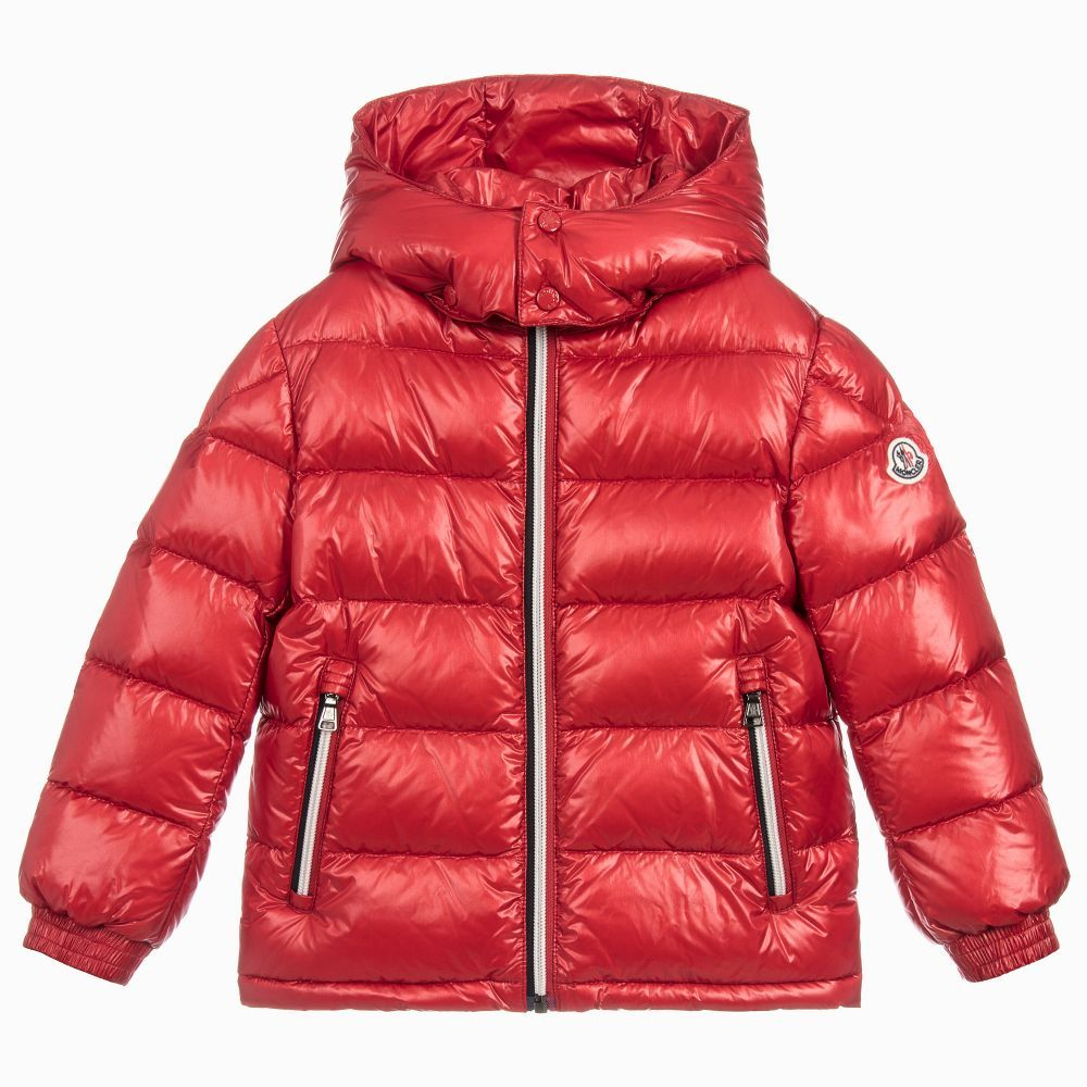 de66f7494714 Moncler GASTONET Down Padded Jacket at Childrensalon.com