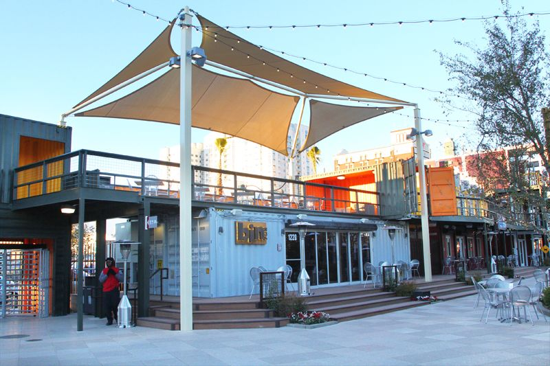 We Can't Contain Our Love for the Downtown Container Park ...