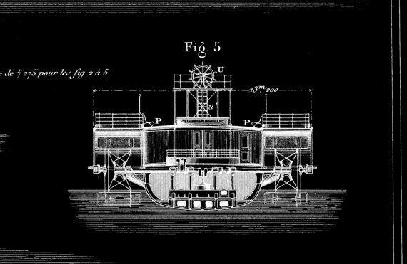 """Bateau du Léman Reproduction 30x40 cm sur Plaque Alu, gravure 1872, Brevet, """"Publication Industrielle"""", le Helvetia, Suisse"""