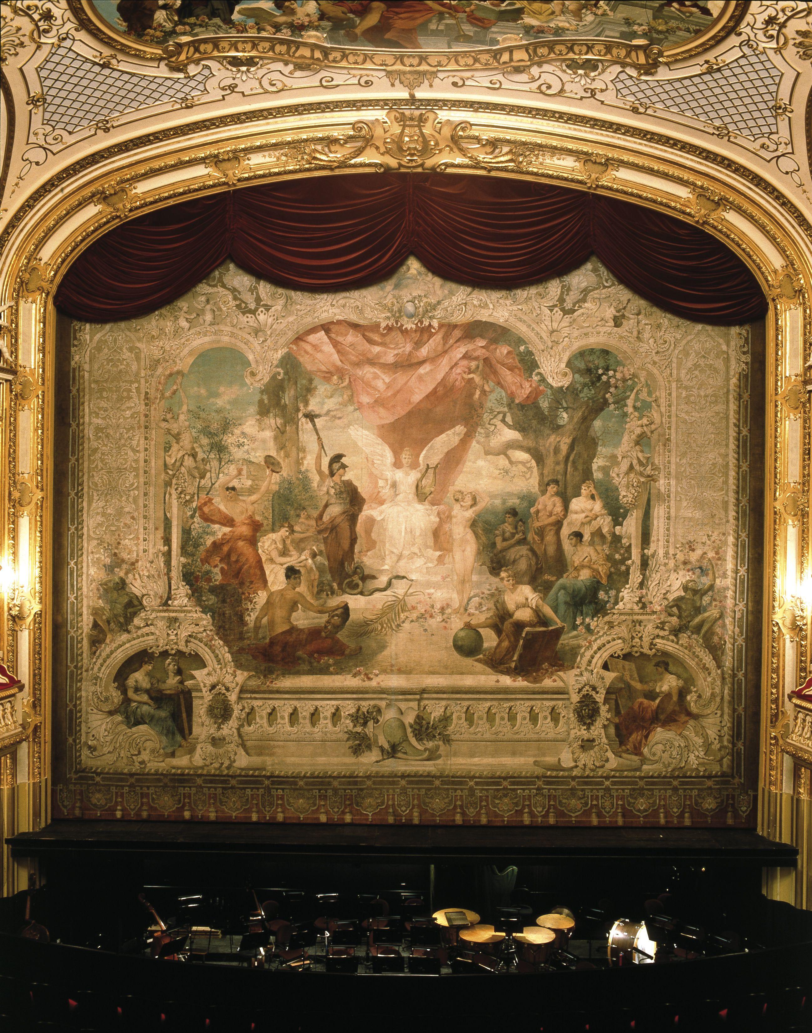 Opernhaus Zürich, Switzerland