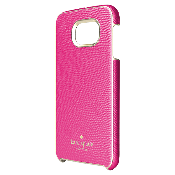 kate spade new york Wrap Case for Galaxy S7 edge Mobile Accessories -  EF-CG935PSEPIO | Samsung US