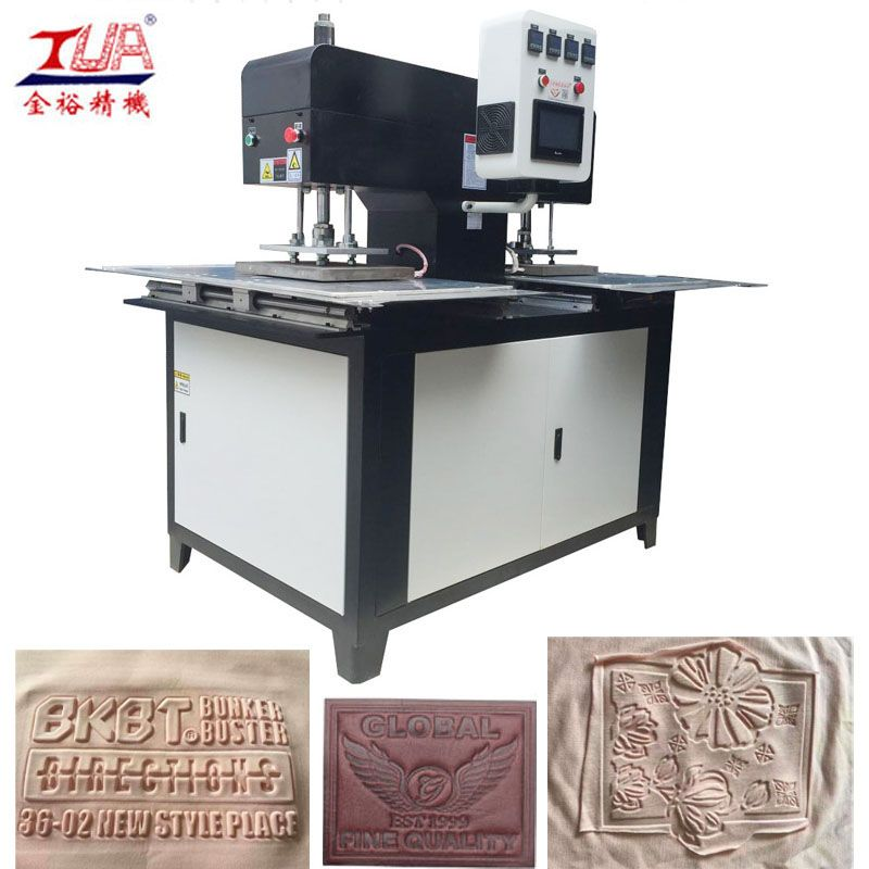 T Shirt Logo Maker Equipment Cloth Labels Embossing Equipment T Shirt Printing Machine Manufacturing Embossing Machine