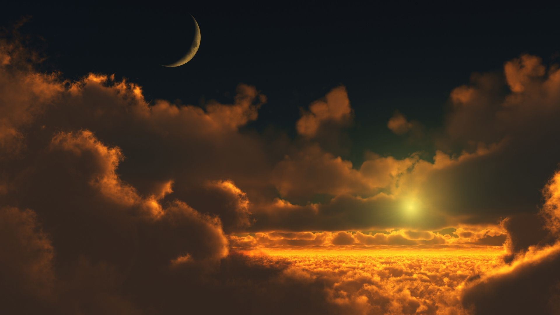sky, clouds, height - http://www.wallpapers4u.org/sky-clouds-height/