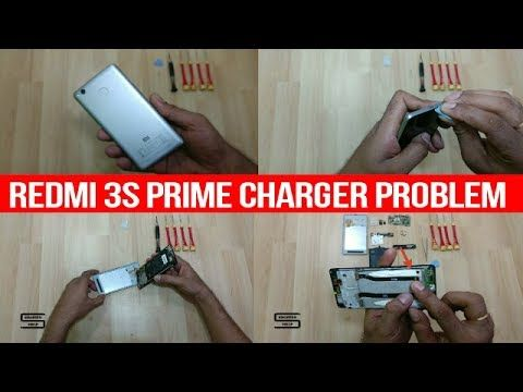 How to Redmi 3S Prime Open Back Cover for problem