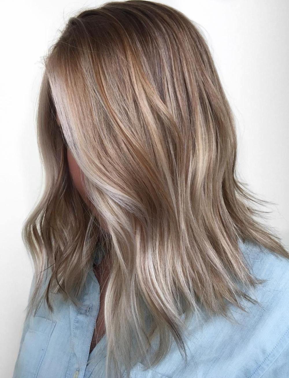40 Styles With Medium Blonde Hair For Major Inspiration Medium