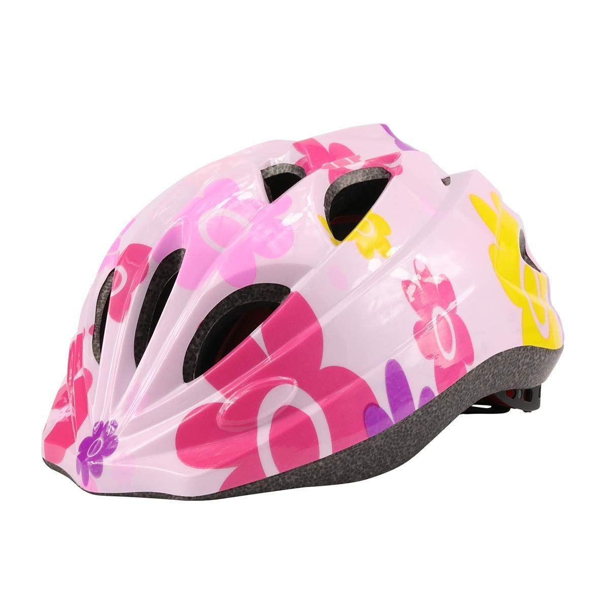 Bosoner Bike Helmet Toddler Helmet Adjustable Kids Helmet For