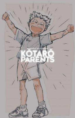 Kōtarō Parents   Kuroo Tetsurō.