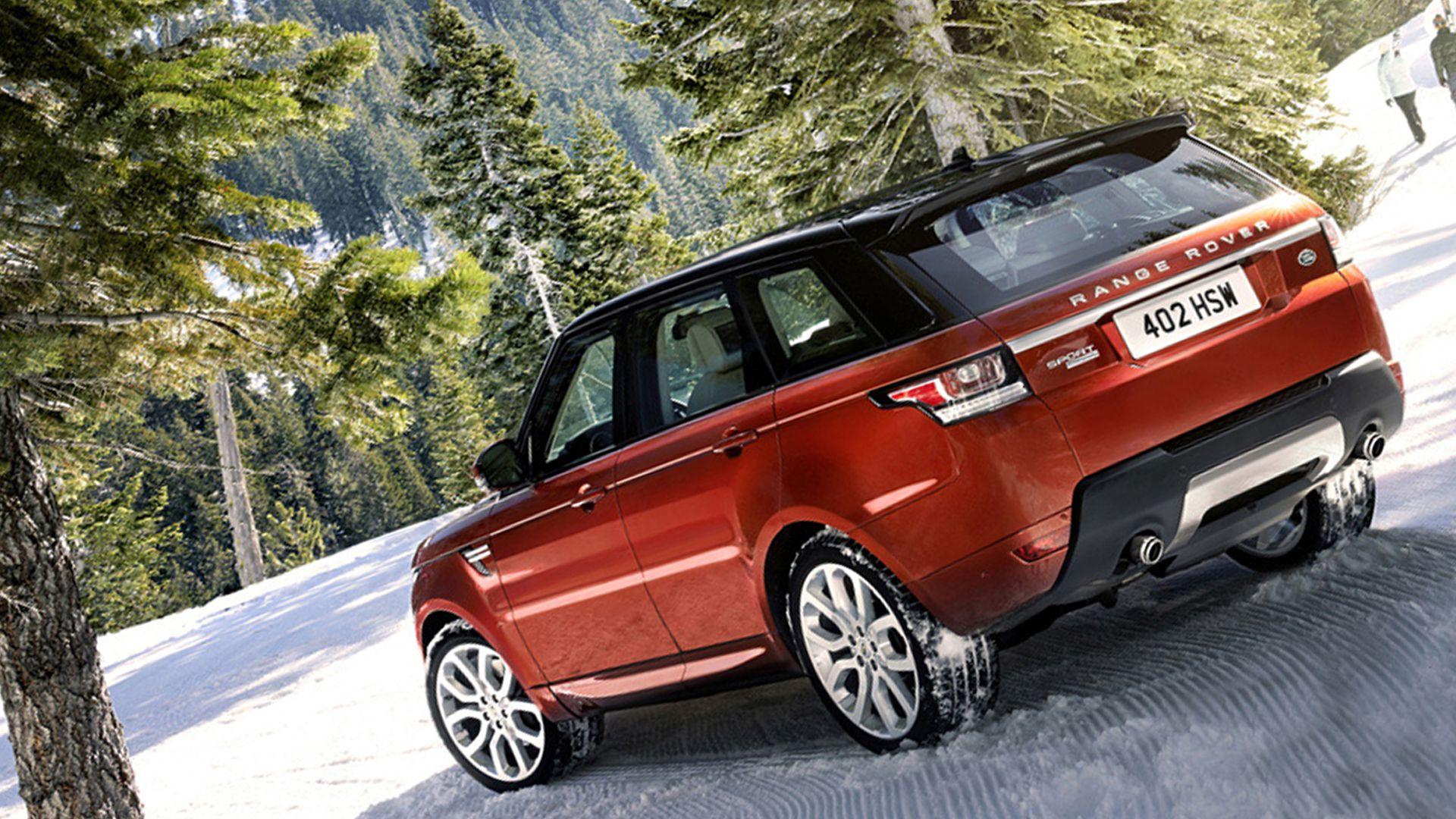 2019 Range Rover Sport Wallpaper HD Desktop