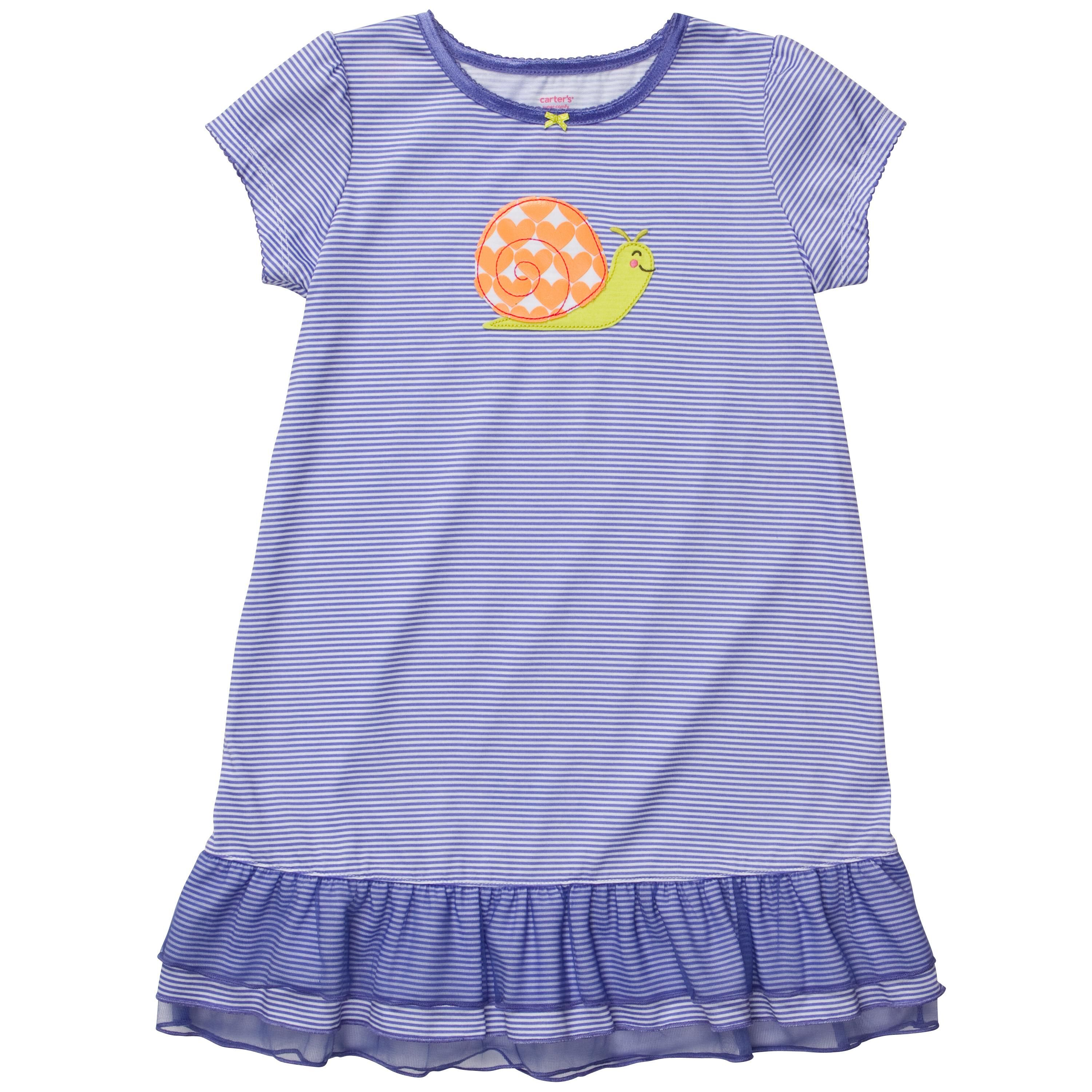 Gorgeous carters nightie almost too good just for bed little