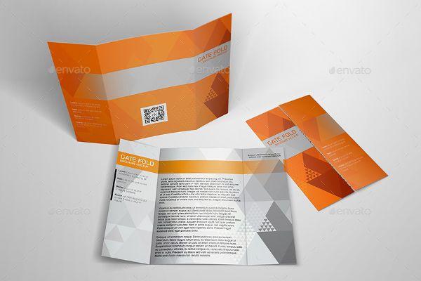 Realistic-Gate-Fold-Brochure-Mockupjpg (600×400) UI Feature - gate fold brochure mockup