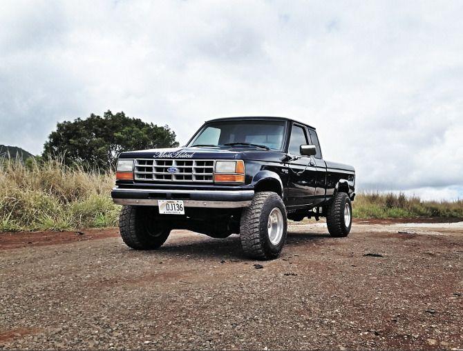 1992 Ford Ranger Super Cab 4wd Goodyear Wrangler Mt R With Kevlar 31 10 50r15 854 Ford Ranger Ford Ranger Pickup Ford Ranger Truck