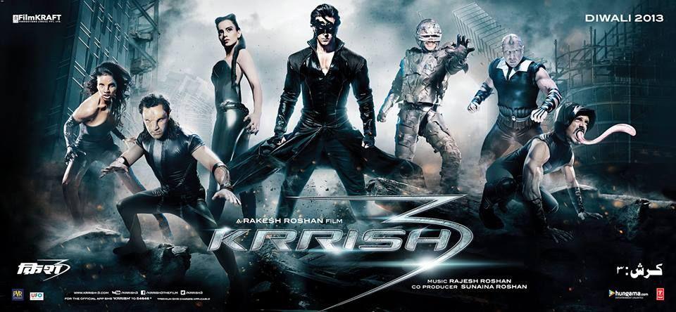 krrish 3 hindi movie trailer 2013