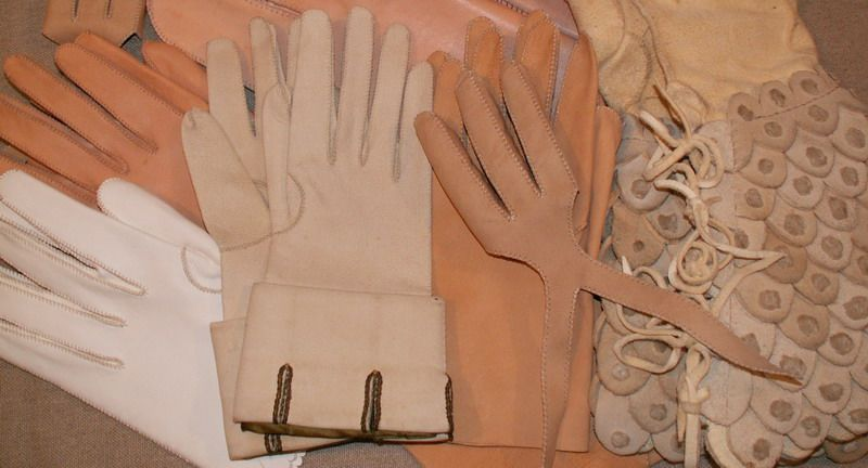 Hand Sewn Leather Gloves
