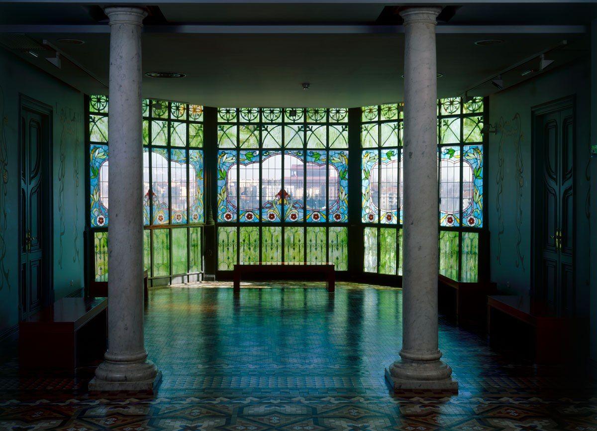 Casa Lis. Museo Art Nouveau y Art Déco, Salmanca, España. Imagen M.A.S.