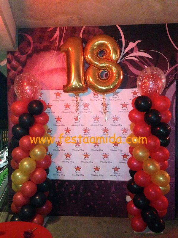 decoracion-18-anos-cine.jpg (600×800) | vestidos de fiestasVestidos ...