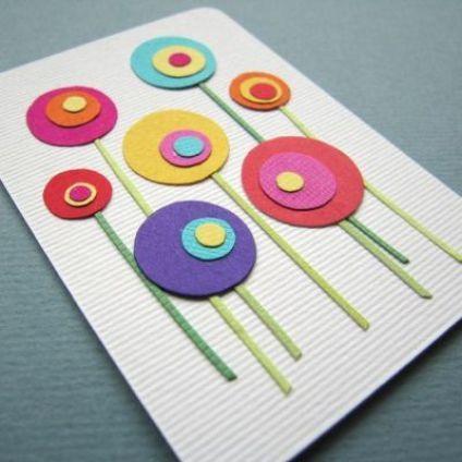 Biglietto Di Auguri Per La Festa Della Mamma Festività Pinterest