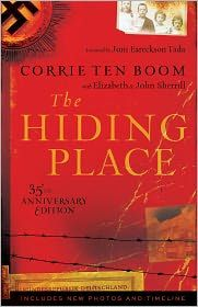 A family hides Jewish refugees during WWII. by Corrie ten Boom