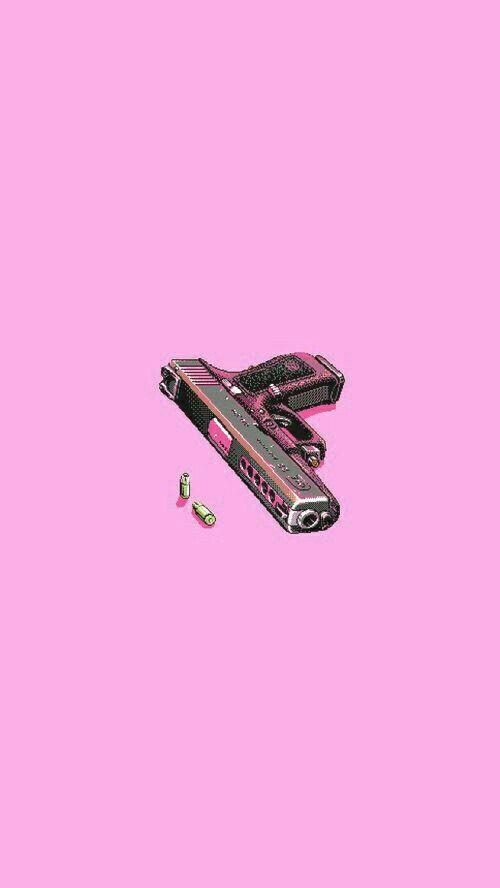 Follow Bratz Doll For More Poppin Pinz Guns Wallpaper