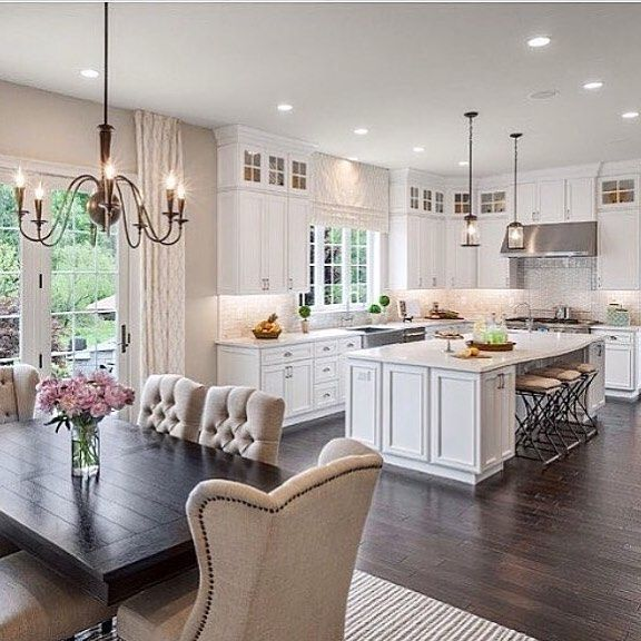 Kitchen And Sitting Room Together: Pin By Sheri Johnson James Barden On Home Remodel Project