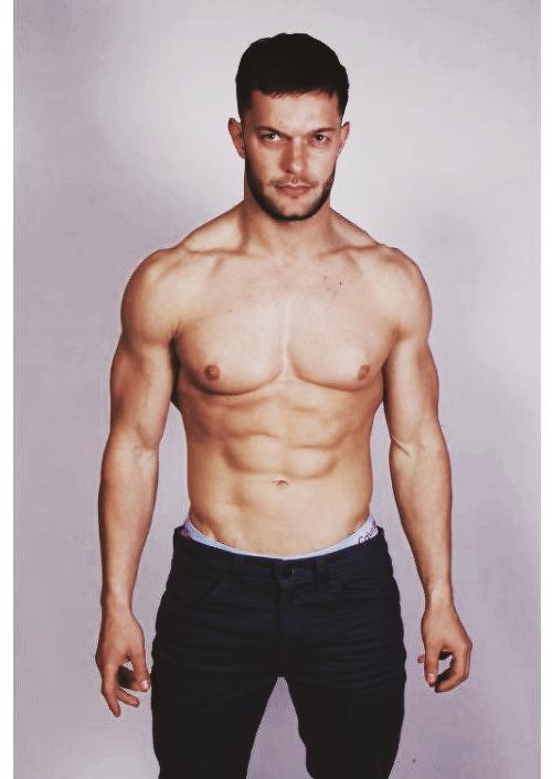Prince Devitt Finn Balor Balor Club Shirtless Men