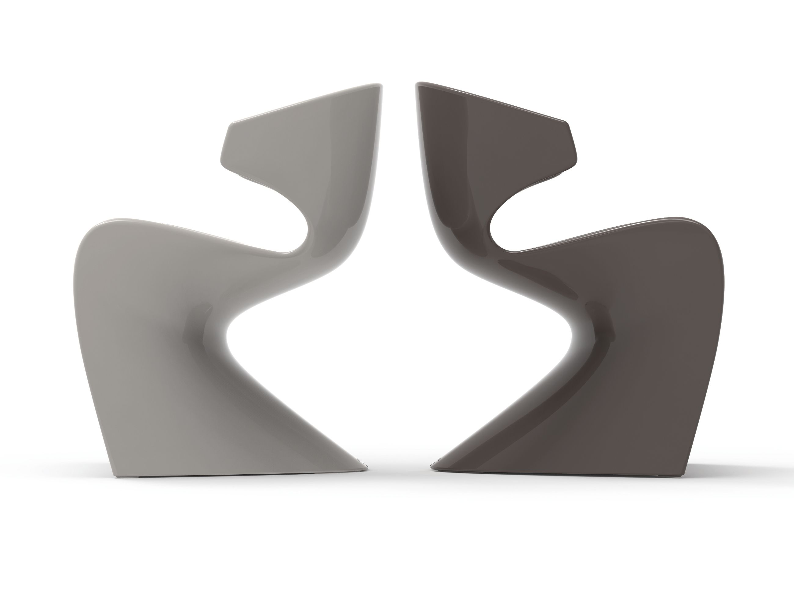 CANTILEVER CHAIR WITH ARMRESTS GARDEN CHAIR WING COLLECTION BY ...
