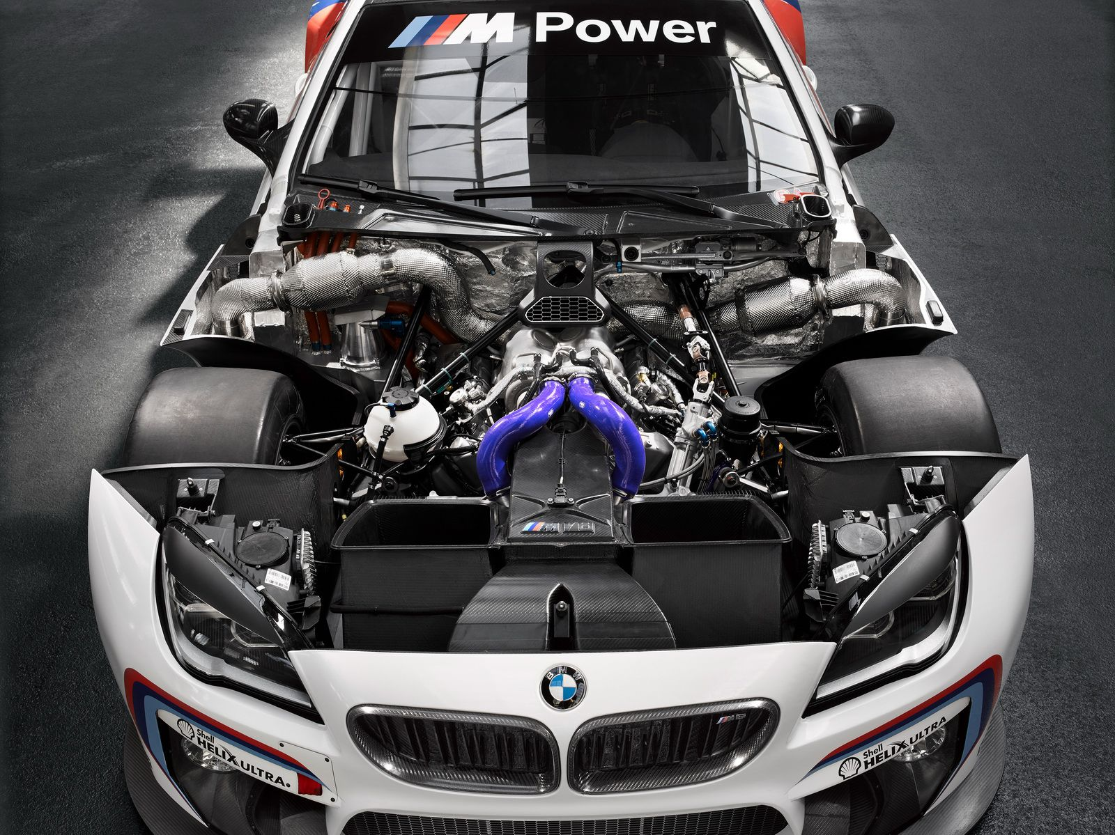 BMW M6 GT3 Finally Shows Its Racing Colors | Touring & GT racing ...