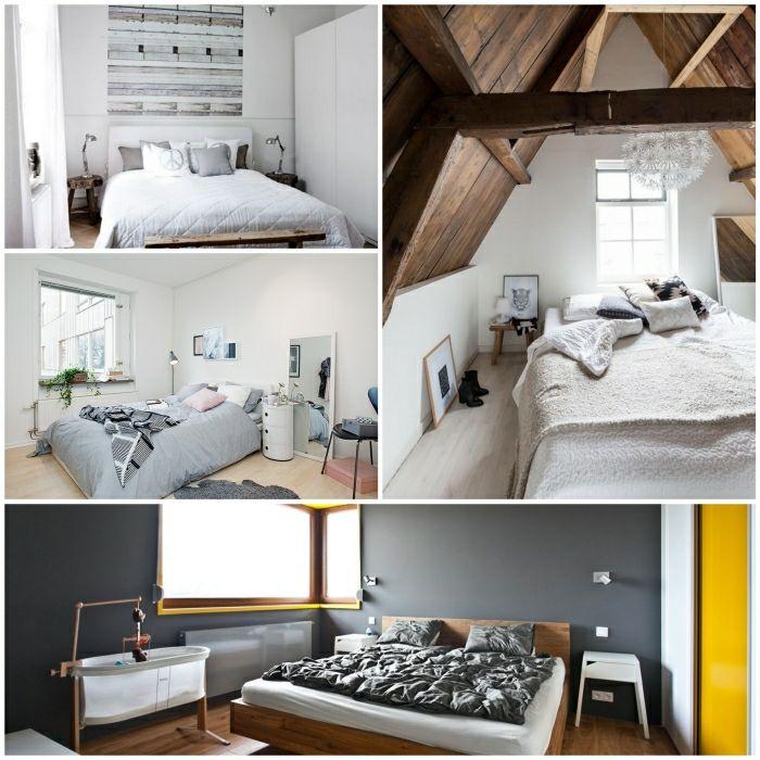 skandinavisches design fürs schlafzimmer Schlafzimmer Pinterest