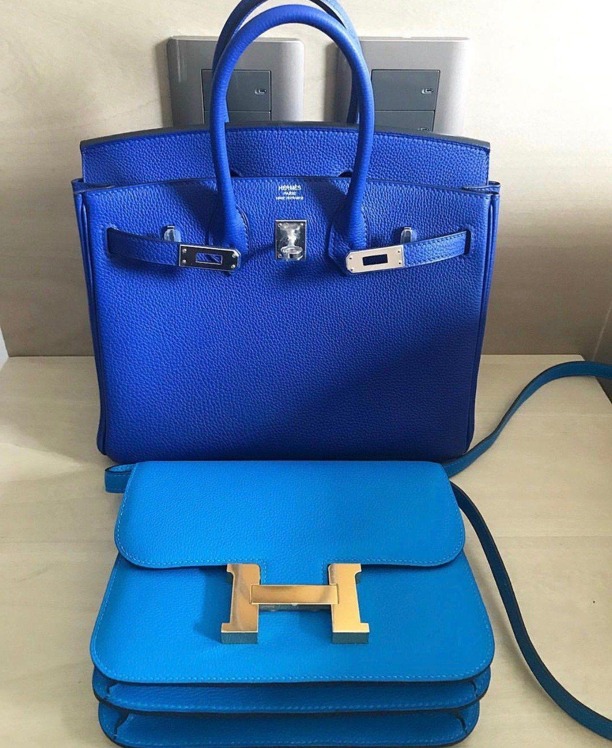 69ab4e5196a7 Hermès New Colors Spring 2019 - PurseBop Hermes Bags