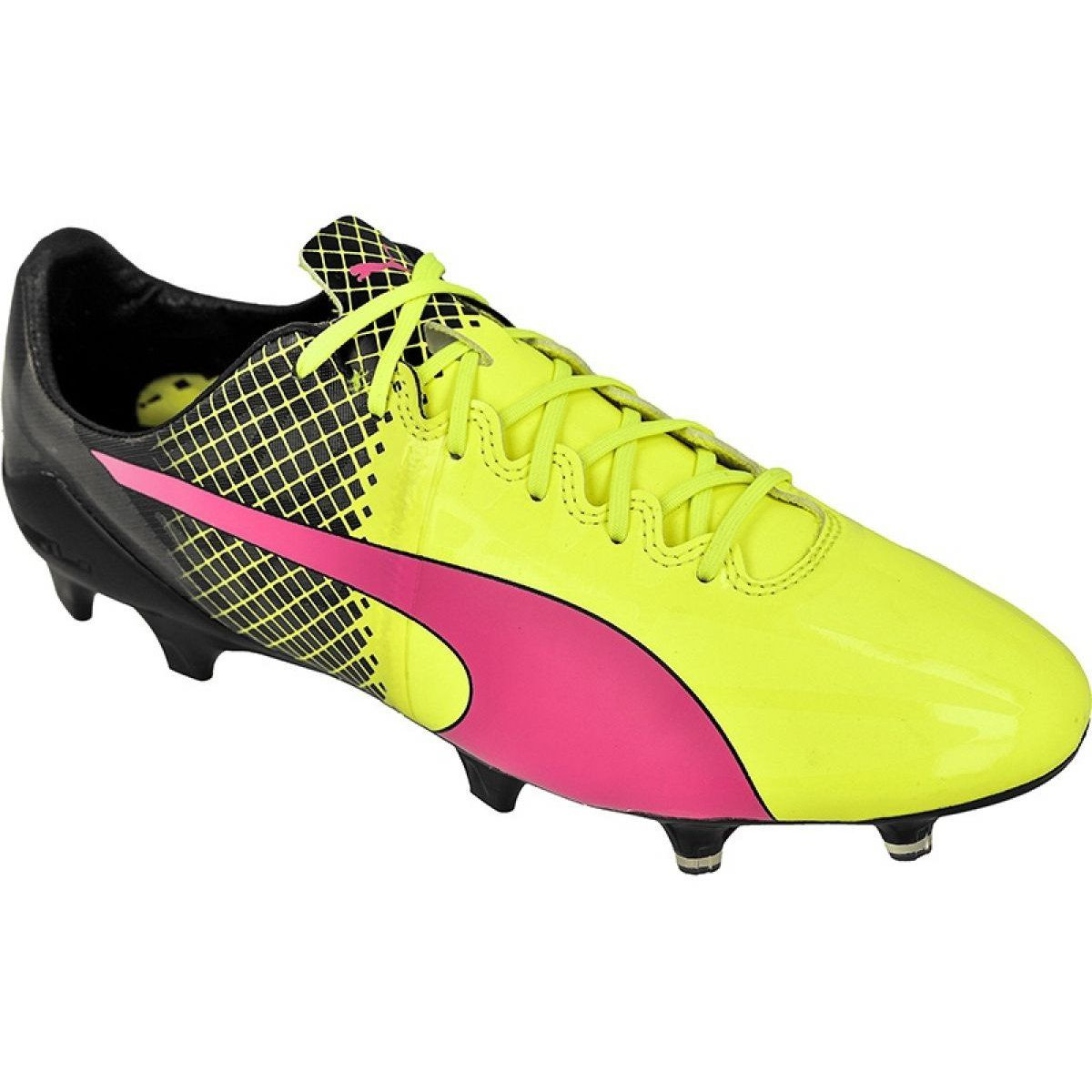 Korki Pilka Nozna Sport Puma Buty Pilkarskie Puma Evospeed 5 5 Tricks Fg M 10359601 Football Boots Puma Boots