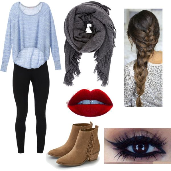 Cute Fall Outfit - Polyvore | Fashion | Pinterest | Outfit Sets Polyvore And Fashion