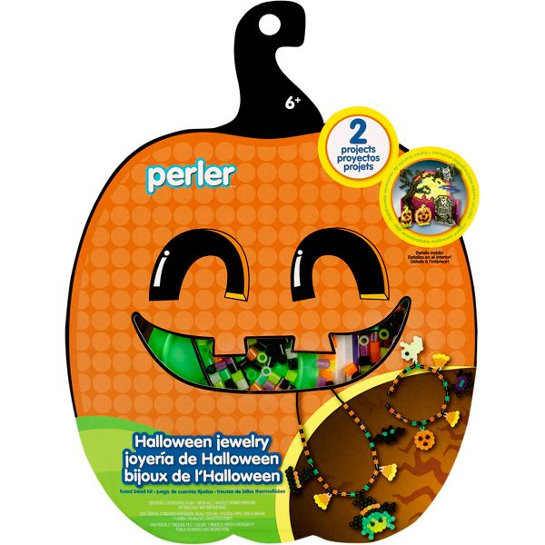 Perler® | Halloween Jewelry Activity Kit