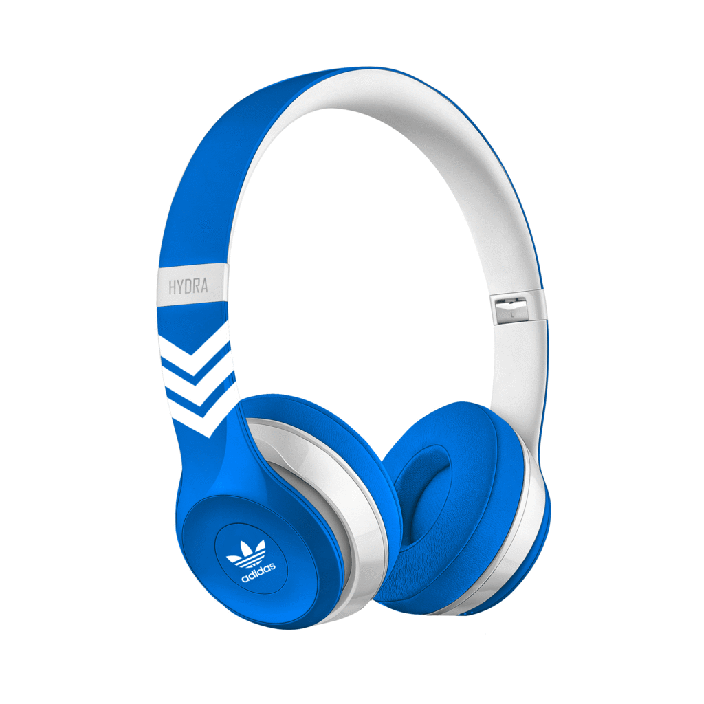 Permitirse Parpadeo Calle principal  Adidas (Blue)™️ | In ear headphones, Blue adidas, Headphones