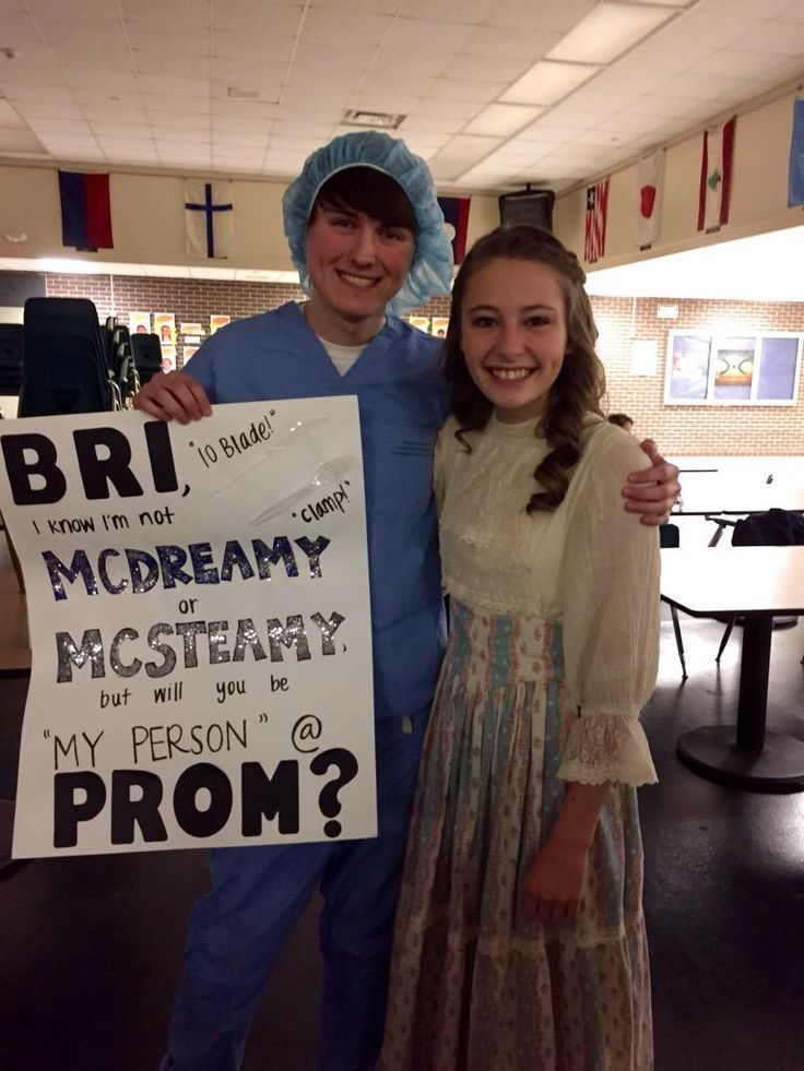 Tv Show Inspired Promposals Google Search Clothes Prombanquet