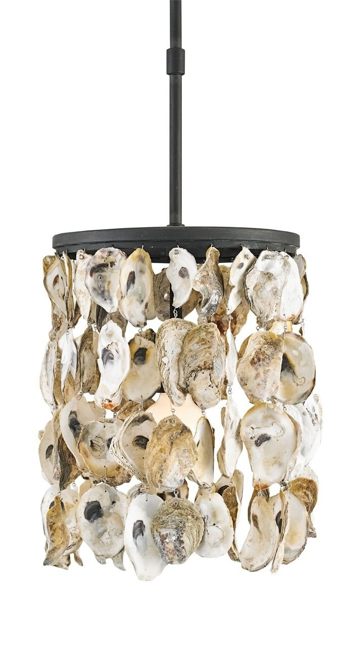 flush glow shade b crystal shell omni mount by product shaded oyster chandelier lighting rectangular