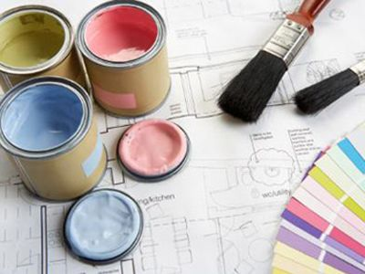 Painting & decorating | Wilis's Handyman Services Chester ...
