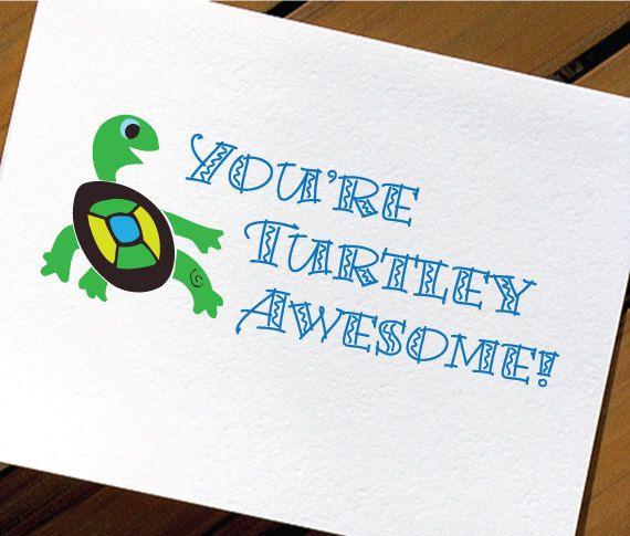 Cute turtle funny valentine card funny birthday turtle and funny cute turtle funny birthday card by heartsgrowfonder on etsy 275 bookmarktalkfo Gallery