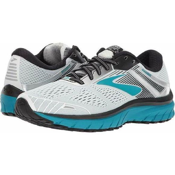 Brooks Shoes Womens Brooks Adrenaline Gts 18 Color Blue White Size 8 Products In 2019 Shoes Running Shoes Athletic Shoes