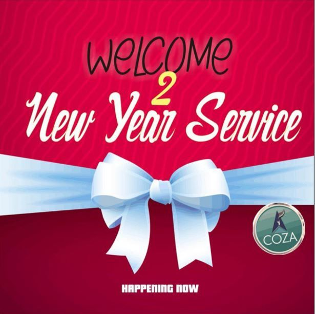 #NewYearService #Thursday #January01 #2015 #COZA #TheWealthyPlace #ThanksLiving