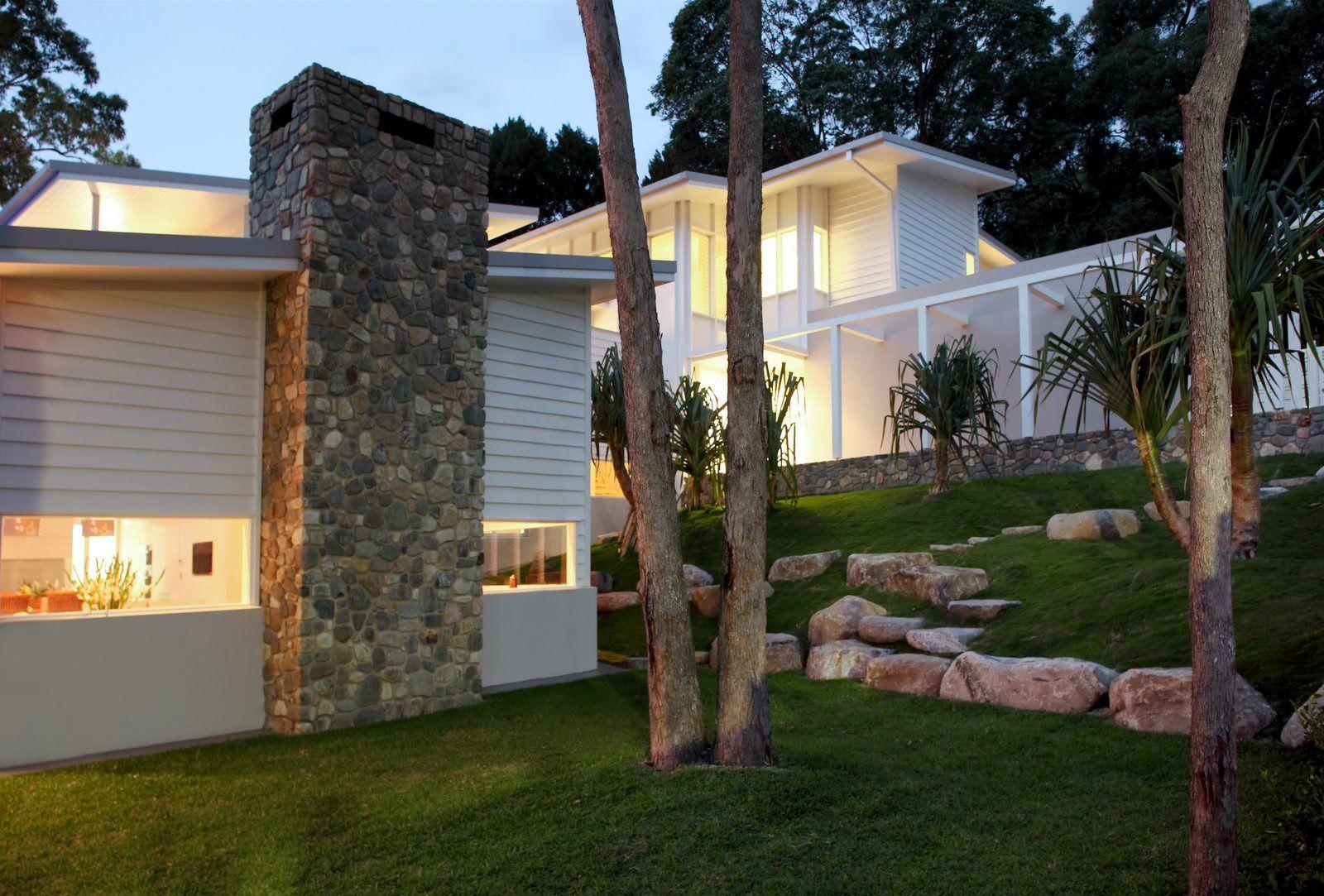 Designer home builder Noosa Dion Gadd