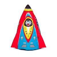 ROCKET KIDS BEAN BAG   Woouf Bean Bags   Designer Bean Bag   Children's Luxury Bean Bags   Rocket Bean Bags   Children's Bedroom Decor   Gifts For Kids   Gifts For Childrens   Available at Cuckooland