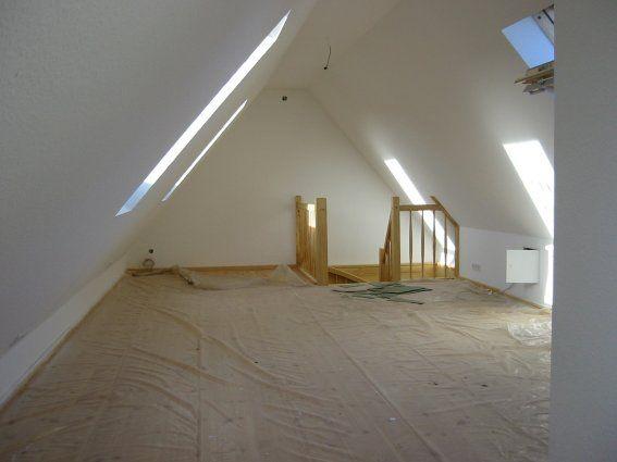 aufgang spitzboden dachausbau pinterest. Black Bedroom Furniture Sets. Home Design Ideas