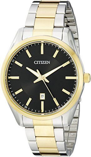 8fabfdfd050 Citizen Men s BI1034-52E Two-Tone Stainless Steel Bracelet Watch