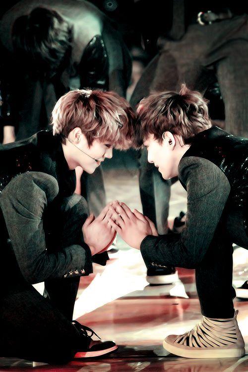 Luhan and Chen EXO Pinterest Luhan, Chen and Exo - küchen u form