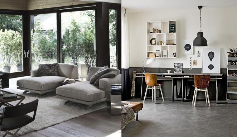 Tinten grijs interieur ideeën perfect sense