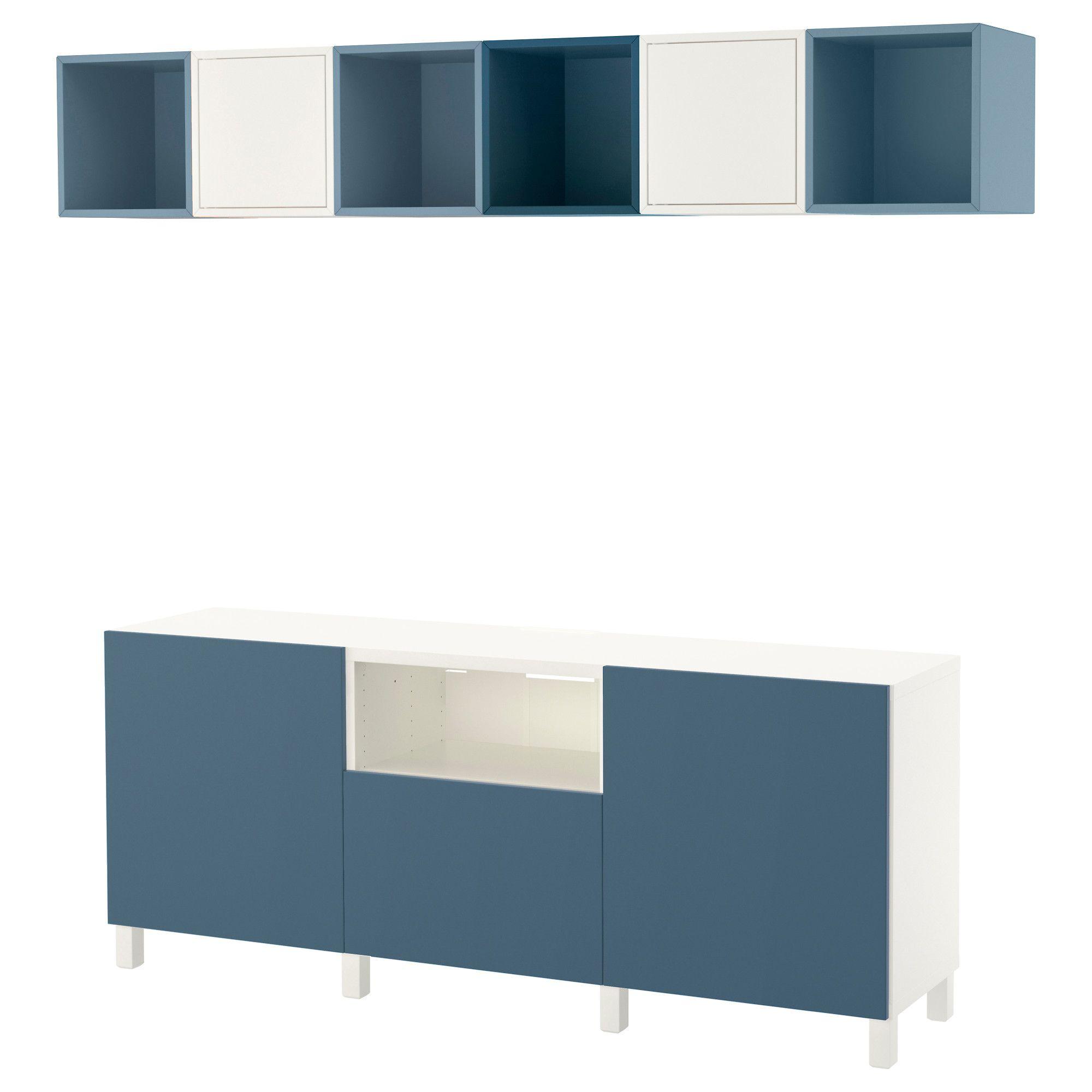 Besta Eket Tv Benches Ikea Mit Bildern Tv Hifi Mobel