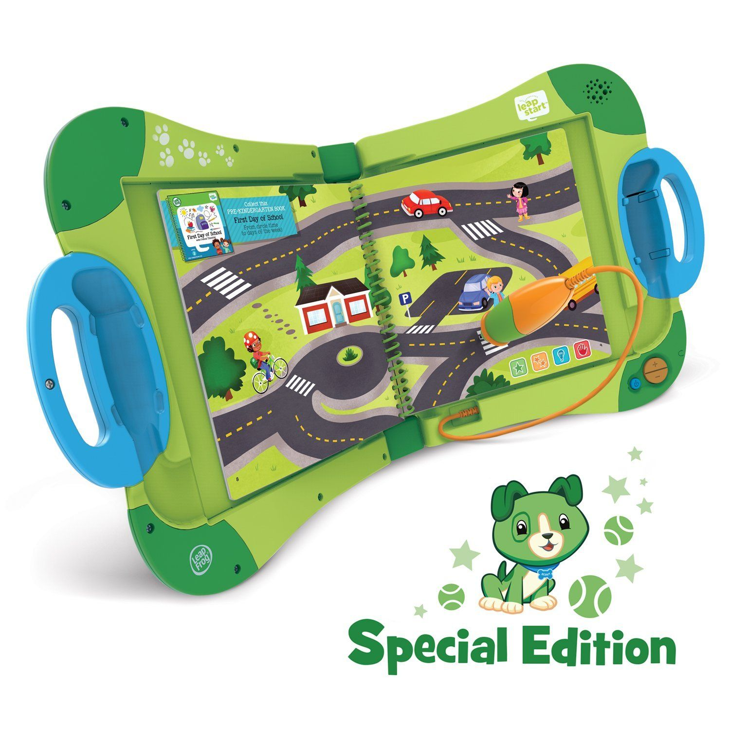 Amazon LeapFrog LeapStart My Pal Scout line Special Edition