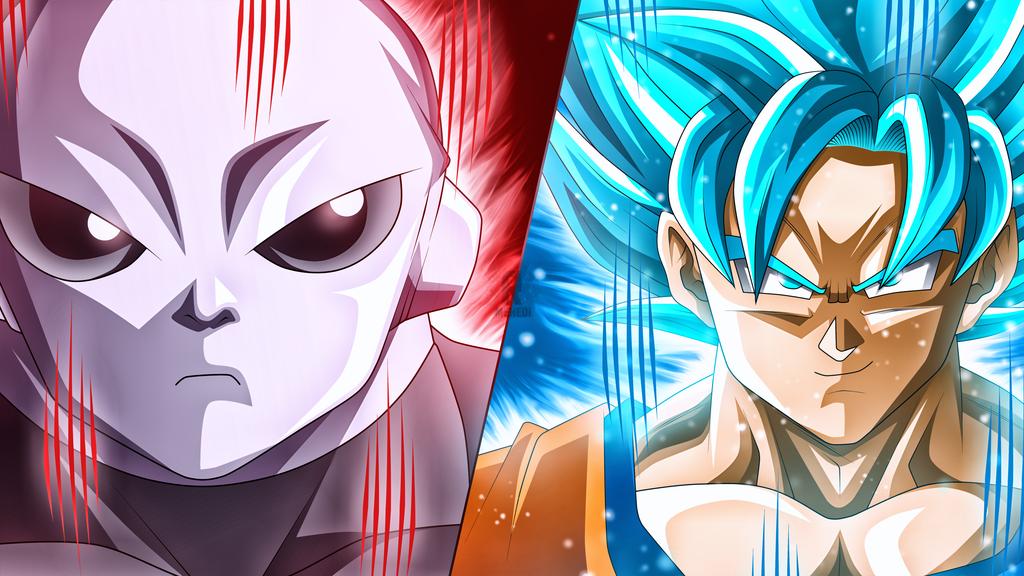 Jiren Vs Goku 2 By Rmehedi Deviantart Com On Deviantart Dragon Ball Super Artwork Dragon Ball Super Goku Anime Dragon Ball Super