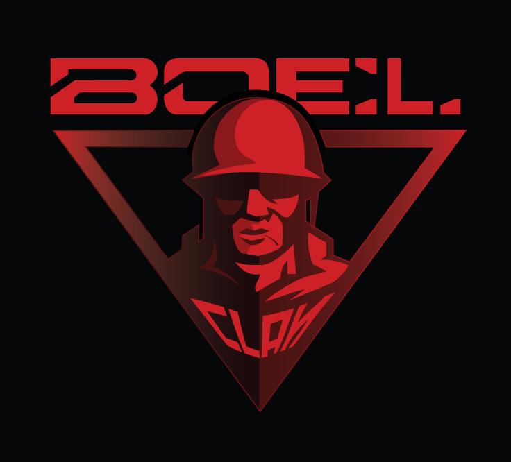 BOEL Clan. Logo design. Call of Duty professional gamers clan. www ...