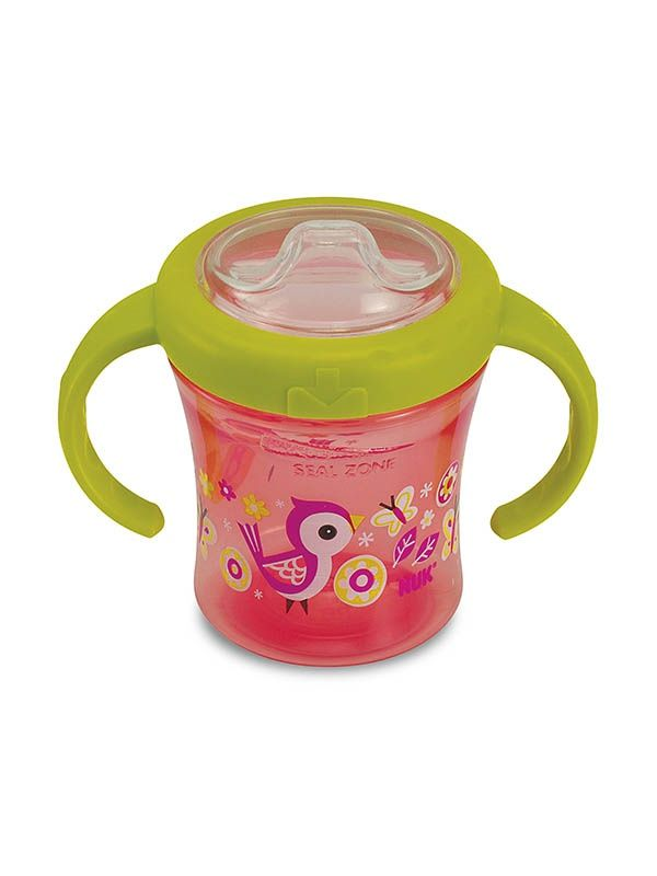Advance Developmental Soft Silicone Spout Trainer Nuk Sippy Cup Toddler Cup Sippy