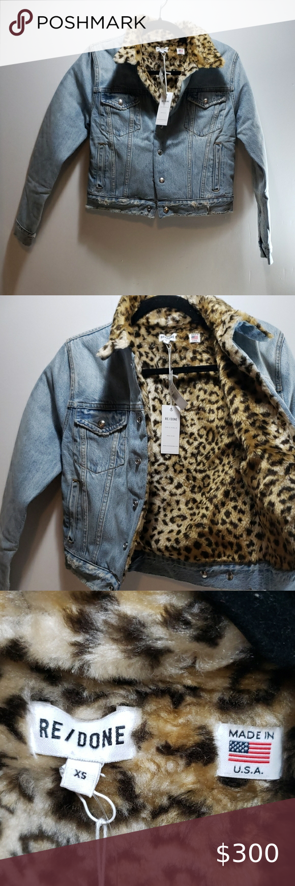 Red One Jean Jacket Brand New Red One Jacket Very Warm And Fashion Ideal For Those Who Love To Dress Ripped Black Denim Green Denim Jacket Dark Denim Jacket [ 1740 x 580 Pixel ]